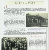 """Image of """"The City on Stage,"""" p.6"""