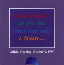 Image of 1997.29.2 - Program