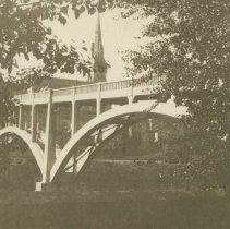 Image of Heffernan St. Footbridge, 1913