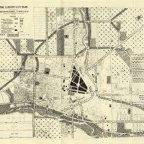 Image of City Plan for Guelph, November 1945
