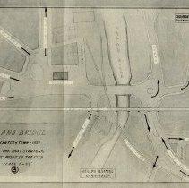 Image of Drawing No. 3 - Allan's Bridge