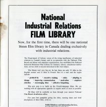Image of National Industrial Relations Film Library, p.35