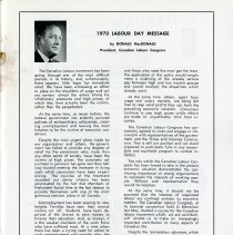 Image of 1970 Labour Day Message, p.11