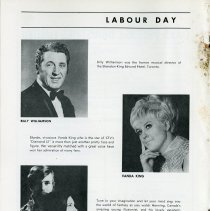 Image of Labour Day Review Program, p.20