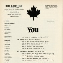 Image of Big Brother Association, Guelph and Wellington County, p.52