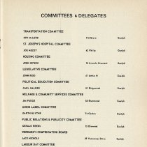Image of Committees & Delegates, p.7