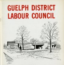 Image of Guelph District Labour Council, Labour Review 1974