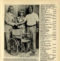 Image of Guelph Labour Council Presents a Wheelchair, p.65