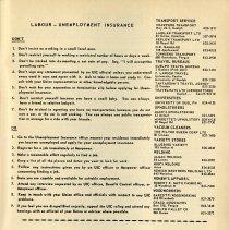 Image of Labour - Unemployment Insurance, p.75