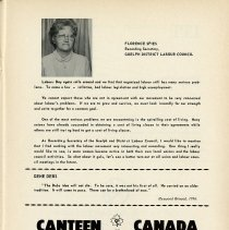 Image of Florence Spies, Guelph District Labour Council, p.5