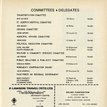 Image of Committees & Delegates (cont.), p.17
