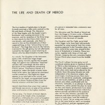 "Image of ""The Life and Death of Herod,"" p.23"