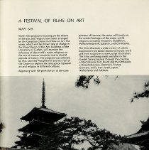 Image of A Festival of Films on Art, p.29