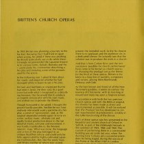 Image of Britten's Church Operas, p.6