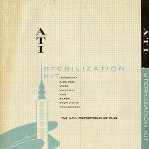 Image of .4 - A.T.I. Sterilization Kit Presentation Folder