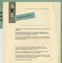 Image of .4 - Page 2 of A.T.I. Presentation Folder