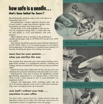"Image of .1 - ""How Safe is a Needle...,"" page 3"