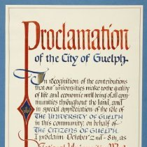 Image of Proclamation