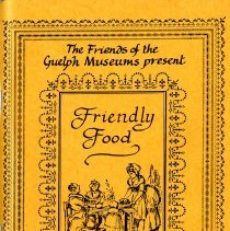 Image of Fom Cook Book, Front