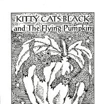 "Image of ""Kitty Cats Black and the Flying Pumpkin"""