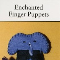 "Image of Bookmark, ""Enchanted Finger Puppets,"" by Jean Murdoch"