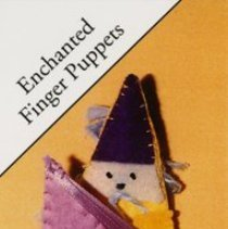 "Image of Bookmark, ""Enchanted Finger Puppets"" by Jean Murdoch"
