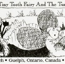 "Image of Bookmark, ""Tina The Tiny Tooth Fairy & The Tumbling T's"""