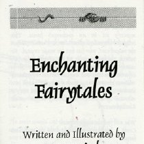 "Image of Brochure, ""Enchanting Fairytales"" by Jean Murdoch"