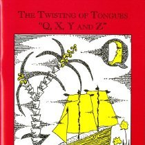 """Image of """"The TYwisting of Tongues """"Q, X, Y and Z"""""""""""