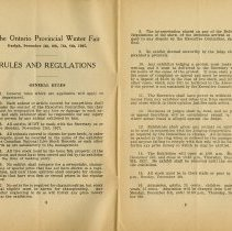 Image of Rules and Regulations, pages 8 and 9