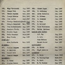 Image of IMICO Employee List, page 4