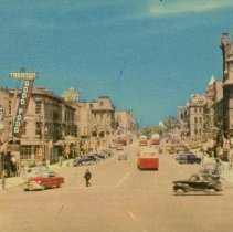 Image of Wyndham St., c.1955