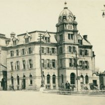 Image of Old Guelph Post Office, c.1930