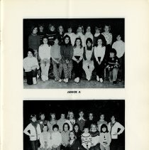 Image of Photos of Two Classes of Junior A, p.7