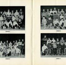 Image of Four Classes of Junior B, pp.8-9