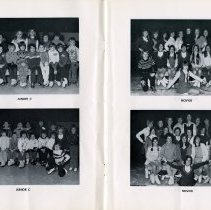 Image of Photographs, Junior C and Novice Classes, pp.10-11
