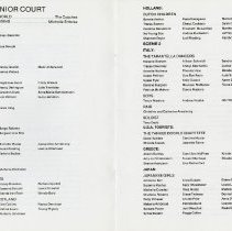 Image of Program, Junior Court, pp.20-21