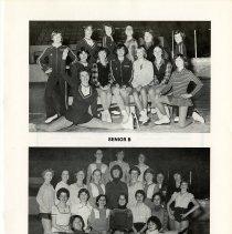 Image of Senior A and B Class Photos, p.19