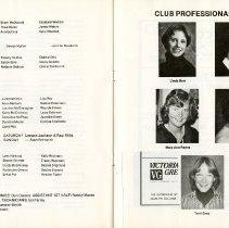 Image of Program; Club Professionals 1977-78, pp.30-31