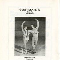 Image of Guest Skaters, Leeann Jackson & Paul Mills, p.46