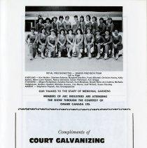 Image of Royal Precisionettes - Senior Precision Team, p.31