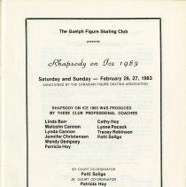 Image of Rhapsody on Ice 1983, p.1
