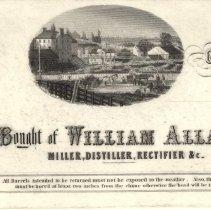 Image of William Allan Label