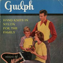 Image of Knitting Pattern, Guelph Yarns Limited