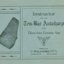 Image of Autoharp booklet