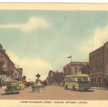 Image of Upper Wyndham St. c.1960