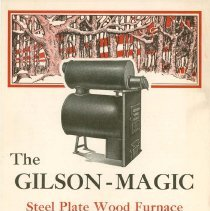 Image of Gilson Furnace Ad