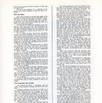 Image of Club Programmes and Activities, p.11