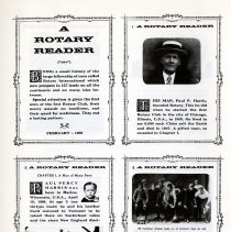 Image of A Small History of Rotary International, p.19