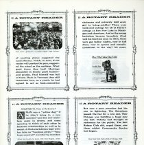 Image of Rotary Club of Chicago, p.22